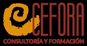 Logo CEFORA fondo transparente